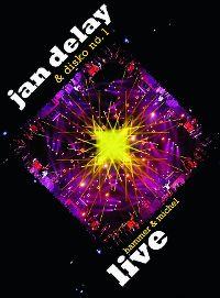 Cover Jan Delay & Disko No. 1 - Live - Hammer & Michel [DVD]